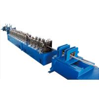 Best 380V 50HZ 3 Phase Stud Roll Forming Equipment 13 Station Forming With Embossing wholesale