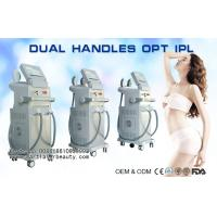 Quality Professional Elight IPL Hair Removal Equipment , Advanced OPT SHR Elight IPL System wholesale