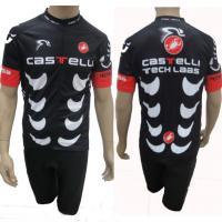Quality Customized Sportswear Bike Clothing Summer Sublimated Cycling Jersey And Bib Shorts wholesale