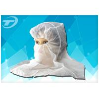 Quality Balaclava Hood Disposable Face Mask Dustproof And Breathable wholesale