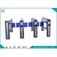 Quality Emergency Factories  Supermarket Swing Gate Sound And Light Alarm Turnstiles wholesale