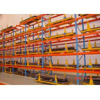 Quality Heavy Duty Sheet Metal Pallet Warehouse Racking 1000 - 10000mm Length wholesale