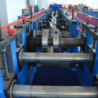 Best Cold Rolled Lipped Purlin Channel Machine,Galvanized C Purlin Cold Forming Machine wholesale
