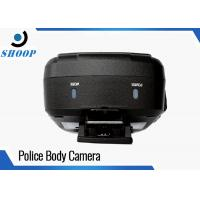 Quality High Definition Portable Body Worn Camera With Night Vision IP67 USB 2.0 wholesale