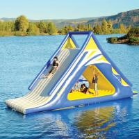Quality 9m Pvc Tarpaulin Inflatable Water Toys Sports Game for Outdoor wholesale