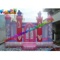 Quality Best Quality Magic Inflatable Giant Bounce House ,Girls Party Bouncy Castles wholesale