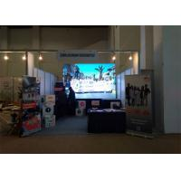 Quality Events Rental Indoor LED Video Wall for Exhibition / Fair / Fashion Show wholesale