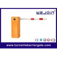 Best High Speed Parking Barrier Gate For Highway toll , car park barriers wholesale