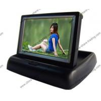 Best 4.3 inch LCD TFT FOLDABLE Rearview Monitor wholesale