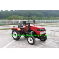 Quality SHMC 4X2 2WD Road Tractor with 22horsepower , Red 4 Wheel Drive Tractor wholesale