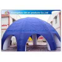 10m Diameter 6 Legs Inflatable Air Tent Party Dome Tent With Air Blower