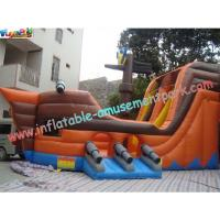 Best Durable Adult PVC tarpaulin Inflatable Slide Large for rent, re-sale, commercial, home-use wholesale