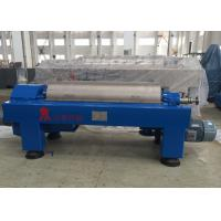 Quality Solid Bowl Decanter Centrifuge Speed Drum 4200 R/Min For Liquid Clarification wholesale