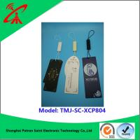 Magnetic Anti Theft Clothing Tags Label Inside 58khz For Garment