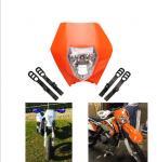 Quality Multi Color KTM Dirt Bike Motorcycle Driving Lights High Brightness Longer Life Span wholesale