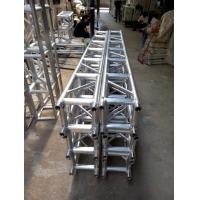Quality Luxury Bright Gold Color Aluminum Bolt Truss For Indoor Events 0.5m - 4m wholesale