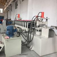 Best Hot Dipped Galvanized Steel Cable Tray Roll Forming Machine CE / SGS / ISO wholesale