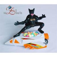 Best Candy toy-Ultraman scooter  with candy wholesale