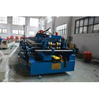 Buy cheap Metal Chanel Roll Forming Machine Chain Driven PLC Control 22KW With Reducer from wholesalers