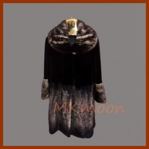 mink fur coat 248#