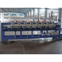 Buy cheap Computerized Tubular Embroidery Machine , Automatic Embroidery Machine With 9 Neddle from wholesalers