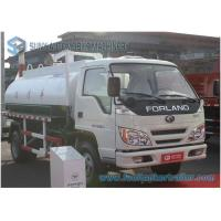 Buy cheap FOTON FORLAND Vacuum Cleaning Tank Truck Two Axles Professional from wholesalers