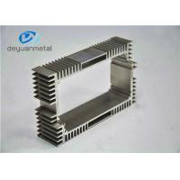 Mill Finished 6063-T5 Aluminium Construsion Profile For Decoration Or Office