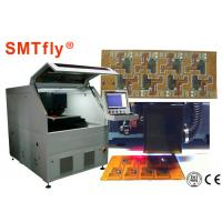 Quality Optowave UV Laser PCB Depaneling Machine Stand Alone Type Marble Platform SMTfly-5S wholesale