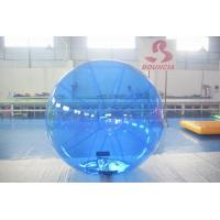Best Blue Color Inflatable Water Walking Ball With 0.8m PVC Material wholesale