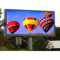 P6 Outdoor Rental LED Display ,  Fixed Outdoor Advertising LED Display Screen Full Color