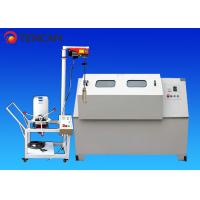 40L Full-directional Planetary Ball Mill Production Type With Push and Pull Safety Door For Nano Powder Grinding
