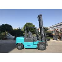 Quality 4000 Kg Diesel Forklift Truck , FD40 Diesel Powered Forklift With CE / ISO Certification wholesale