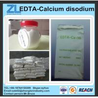 White powder China calcium disodium edta