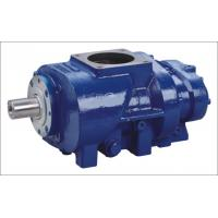 Low Noise Double Screw Belt Drive Air End For Air Compressor , 7.5kw - 11kw