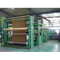 Quality Gas Direct Heating Textile Stenter Machine , Durable Hot Air Stenter Machine wholesale