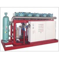 Industrial Paralleled Units With 3 Bitzer Compressors