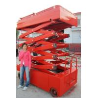 Quality self-propelled electric lift table wholesale