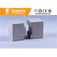 Quality Lightweight Interlocking EPS Cement Sandwich Wall Panels For Prefab Houses wholesale