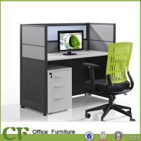 Fashion office work partition/aluminum partition office workstation