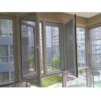 Quality Outward Casement Window with Manual Opener / Operator (With Mesh Screen) wholesale