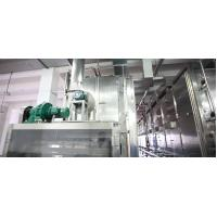 Quality Herb Drying Food Production Machines Carbon Steel Material Large Capacity wholesale