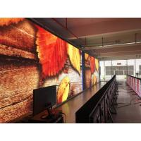 Quality Super Slim Big Rental Stage Led Screen , Smd Led Display 1920hz Refresh Rate wholesale