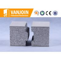 Quality Prefab Storey House Partition Sandwich Wall Panels Sound Insulation 46dB wholesale