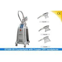 Quality Professional Lipo Laser Slimming Machine For Buttock , Medical Weight Loss Machine ETG50-3S wholesale