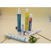 Quality Printing Aluminum Squeeze Tubes For Cream / Gel Packaging 30ml Volume wholesale