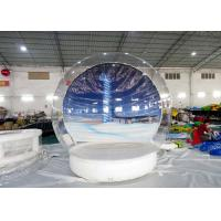 Buy cheap Take Photos Inflatable Snow Globes for sale from wholesalers