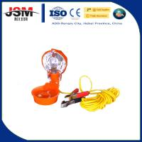 Small circular working sharp lamp in bulbs working light