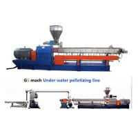 Quality Under water pelletizing system TPU plastic twin screw extruder wholesale