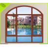 Quality Thermal Break Modern Metal Aluminium Casement Swing Glass Window wholesale