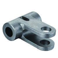 Quality custommade clamp1025 carbon steel investment casting parts silicon casting wholesale